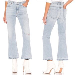 COH Premium Vintage Tailyn Cropped Flare Jean 27